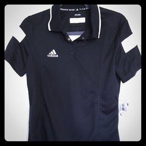 Adidas women's sports polo